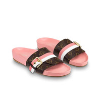 Louis Vuitton LV BOM DIA Flat bottom Sandals