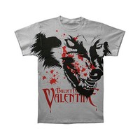 Bullet For My Valentine Men's  Werewolf T-shirt Grey