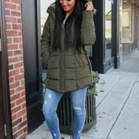 Cold Front Coat
