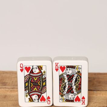 Hold Em Salt and Pepper Set - What's New at Gypsy Warrior