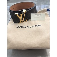 Louis Vuitton belt authentic