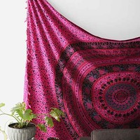 Magical Thinking Desert Medallion Tapestry