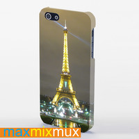 The Eiffel Tower iPhone 4/4S, 5/5S, 5C Series Full Wrap Case