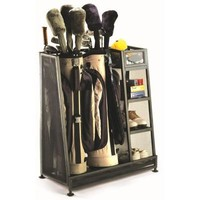 Suncast 17.5 in. x 32 in. Golf Organizer-GO3216D at The Home Depot