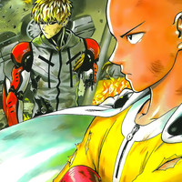 Japanese Comic One Punch Man Poster