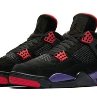 Men's Jordan 4 Retro Raptors
