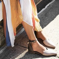 Free People High Road Lace Flat