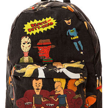 O-Mighty Beavis & Butthead Backpack