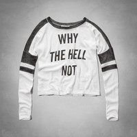 Why Not? Graphic Tee