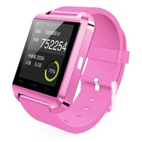 Smart Pink Android&IOS Watch