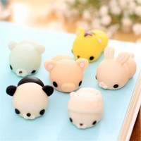 New Human Emotion Animals Vent Ball Toys Resin Relax Novelty Toys Stress Relieving Anti-stress ball toys Gift