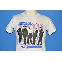 80s New Kids On The Block Deadstock t-shirt Youth Medium