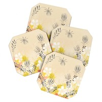 Cori Dantini Heaven And Nature Coaster Set