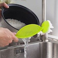 Plastic Grip Rice Washing Tool Kitchen Cleaning Apparatus Tool: Amazon.ca: Home & Kitchen