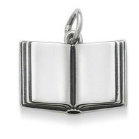 Open Book Charm | James Avery