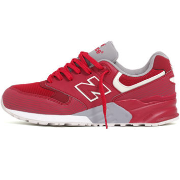 ML999EA 'Elite Edition Solarized' Sneakers Red