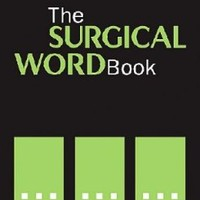 The Surgical Word Book