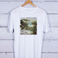 bon iver Tshirt T-shirt Tees Tee Men Women Unisex Adults