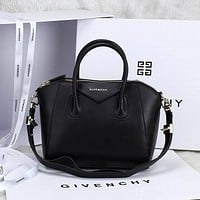 Givenchy Women's BB05117012403 black Leather Handbag