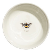 Printed Porcelain Bowl - from H&M