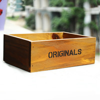 Weathered Handcrafts Small Size Storage Box Accessory Gifts Home Decor [6281748230]