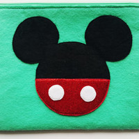 Mickey  Mouse Zip Purse, Makeup Bag, Coin Purse, Small Accessory Pouch ,Cigarette Cases,Cosmetic Bag,Credit Card CaseFREE SHIPPING