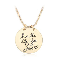 Accessory Alloy Pendant With Thanksgiving&Christmas Gift Box [9571979599]