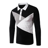 Long Sleeve Tee Hot Sale Men Casual Plus Size T-shirts = 6458656131
