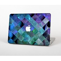 The Multicolored Tile-Swirled Pattern Skin for the Apple MacBook Air 13""