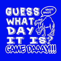 Game Day - Volleyball T-shirt by VictorySportsGraphics