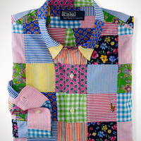 Custom Patchwork Shirt