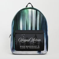 Magical Forests Backpack by happymelvin