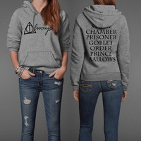 Always Harry Potter Book Movie Titles Inspired Unisex Pullover Hoodie