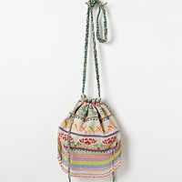 Kiki Embroidered Pouch