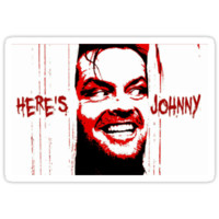 Here's Johnny by Jpwoody