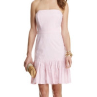 NWT Vineyard Vines preppy pink seersucker Kentucky Derby dress, size 12