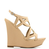 SHOES / HEELS/WEDGES / Vanna Wedge