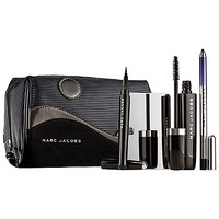 Marc Jacobs Beauty Blacquer and Bleu Five-Piece Eye Essentials Collection