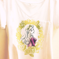 Aurora Floral Shirt | Disney Sleeping Beauty