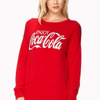 Fresh Coca-Cola Sweater