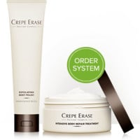 Crepey Skin Treatment for Aging, Crepe Paper Skin