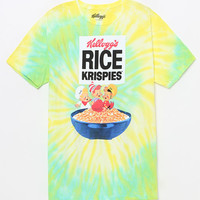 Rice Krispies Tie-Dye T-Shirt at PacSun.com