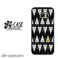 Gravity Fall Pyramid Eye Upside Down DEAL-4807 Samsung Phonecase Cover For Samsung Galaxy S7 / S7 Edge
