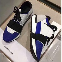 BALENCIAGA Popular Women Men Sport Shoes Sneakers I