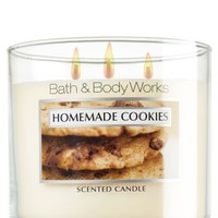 Homemade Cookies 14.5 oz. 3-Wick Candle   - Slatkin & Co. - Bath & Body Works