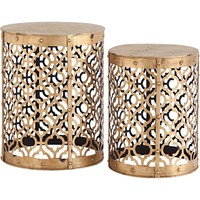 Rudebekia Tables (Set of 2)