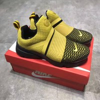 """""""Nike Air Presto"""" Unisex Sport Running Casual Multicolor Flyknit Basketball Shoes Couple Sneakers"""