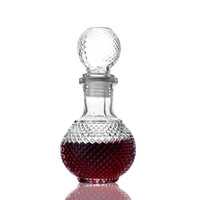 250 ml Glass Whiskey or Wine Decanter