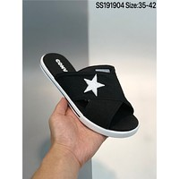 New Converse One Star Men's and women's nike Slippers Beach shoes