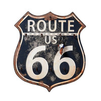 Route 66 Wall Hooks